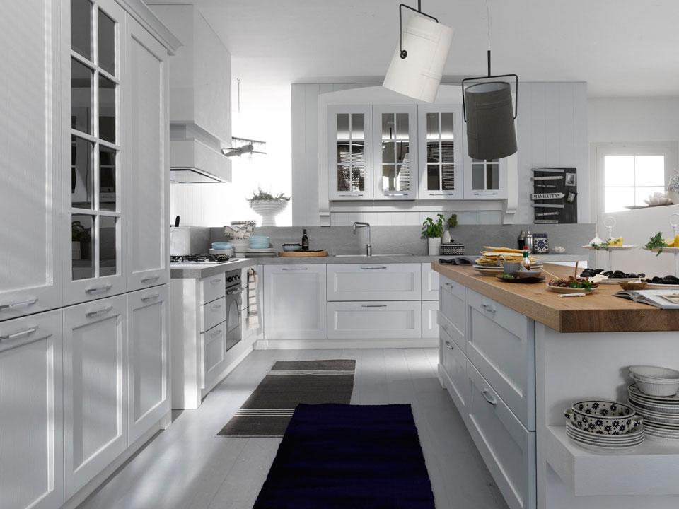 Beautiful Cucina Stile Coloniale Contemporary - Home Interior Ideas ...